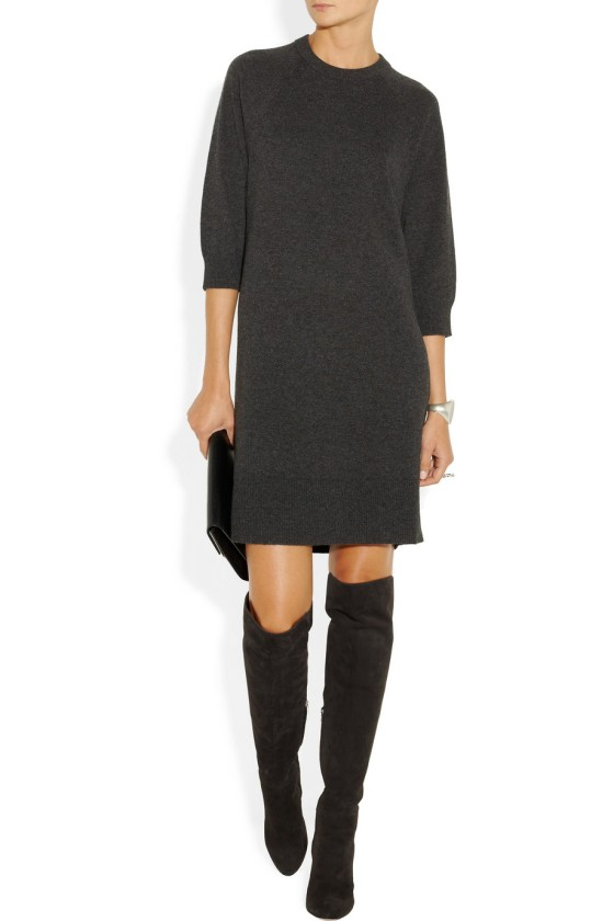 15. MICHAEL KORS Cashmere and merino wool-blend sweater dress £565